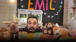 Emil berättar en saga