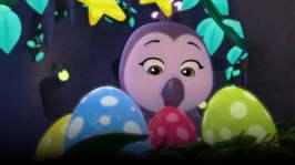Malör med ägg/Venlas rond på Cyklonön