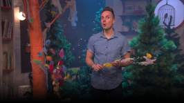 Jontti berättar om påskhäxor