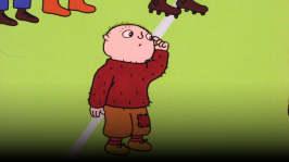 Odjuret och Alfons Åberg