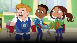 Hjälteskolan