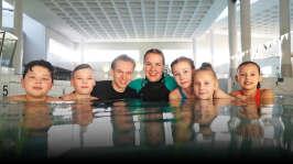H2O Pro - Opi uimaan