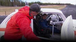 En rallybil är ingen vanlig bil