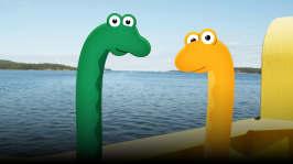 Ormar ombord