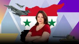 Över 10 år av krig i Syrien