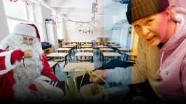 Julgubben är immun och Finland har kanske världens bästa skolsystem