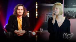 Paul Elias och Sandra Långbacka om den kommande workshopen - Att göra en låt!