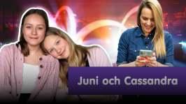 Juni och Cassandra