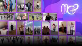 Följarnas dansvideo -  M.G.P.-låten