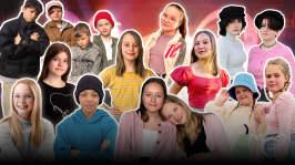 Här är artisterna i MGP 2021!