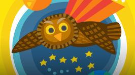 Pöllö nimeltä Pilvi asuu kaukaisella planeetalla Pöllömaassa. Hänen unelmansa on matkustaa maapallolle. Toteutuuko unelma vai pettääkö rakettireppu kesken matkan?