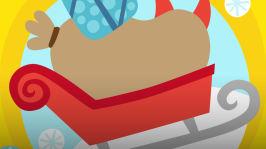 Joulupaketti nimeltä Boxi odottaa innolla pääsyä iloisen lapsen käsiin. Matka joulupukin reen kyydissä on pitkä ja jännittävä, mutta onneksi jännitys laukeaa… oikein räjähtäen!