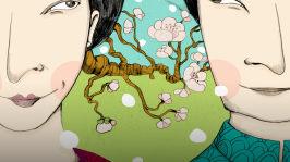 Akikon kaksoisveli Haruto pitää Akikon hengen tyytyväisenä joka päivä suolalla ja riisillä.