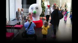 Bilder från BUU-dagen i Helsingfors 2018