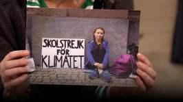 Om Greta Thunberg