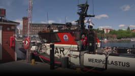 Sjöräddningsfartyg