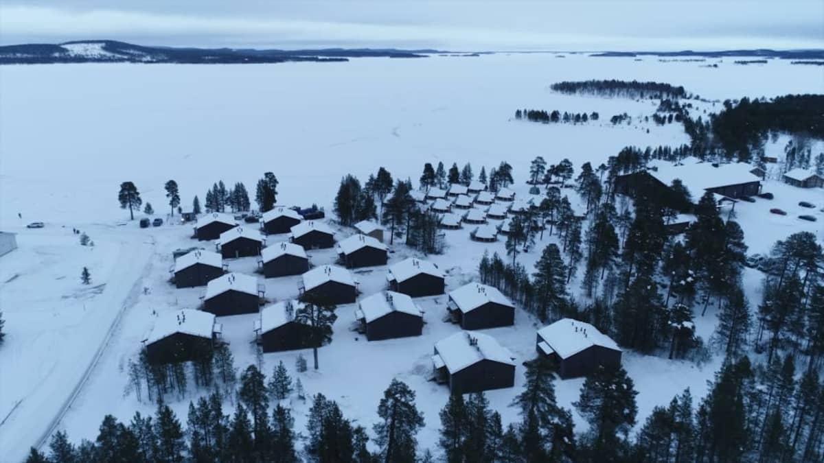 Inarin Wilderness-hotelli