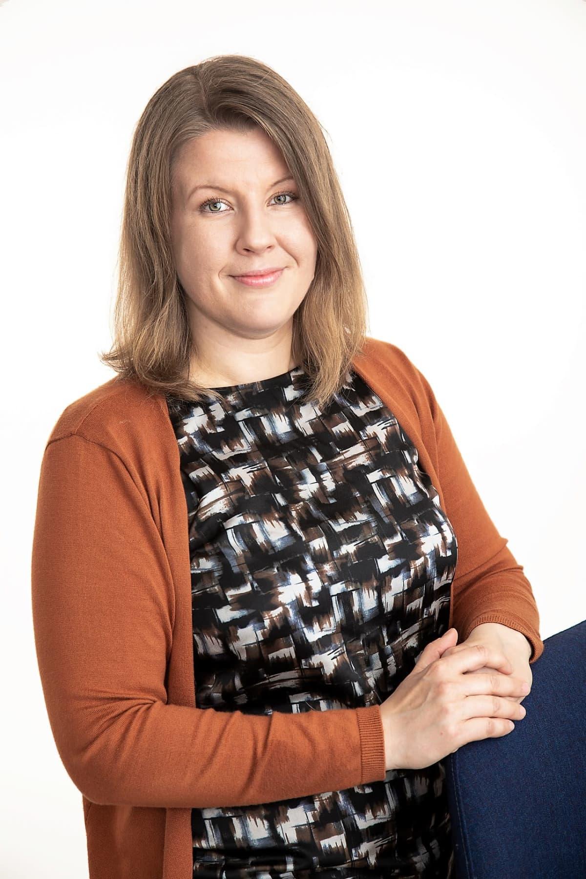 henkilökuva Saana Seppänen