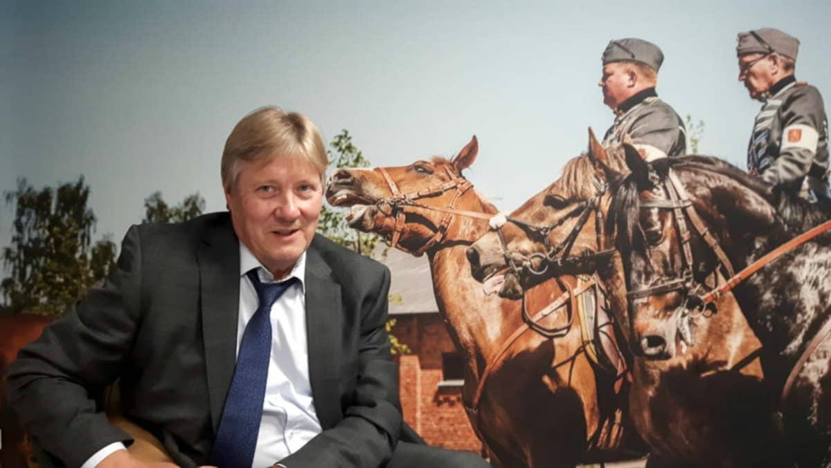 Finavias vd Kari Savolainen