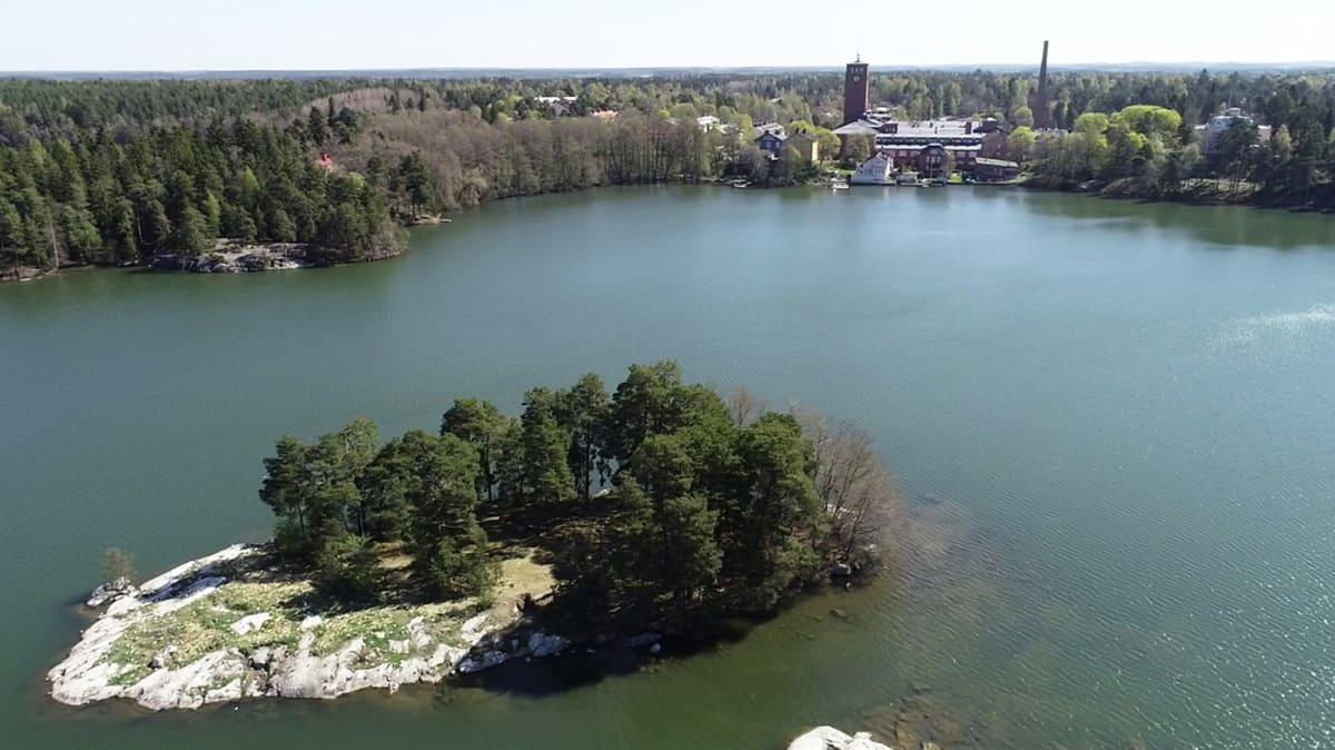 Littoistenjärvi.
