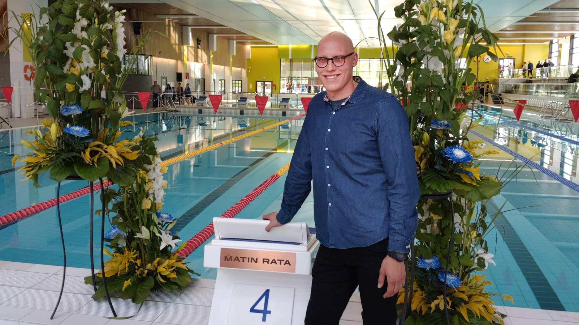 Matti Mattsson juhli Porissa mitaliselostuksen tahtiin