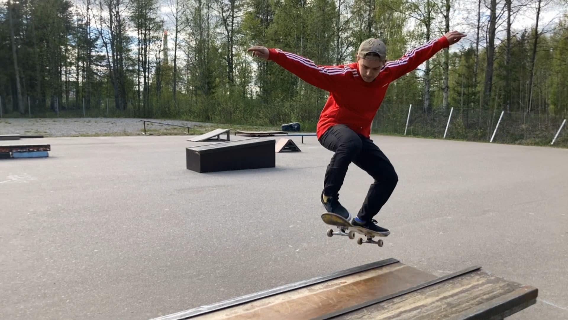 Rovaniemen skeittareilta vietiin harjoittelupaikka – kaupunki on luvannut uuden paikan Antinpuiston tilalle