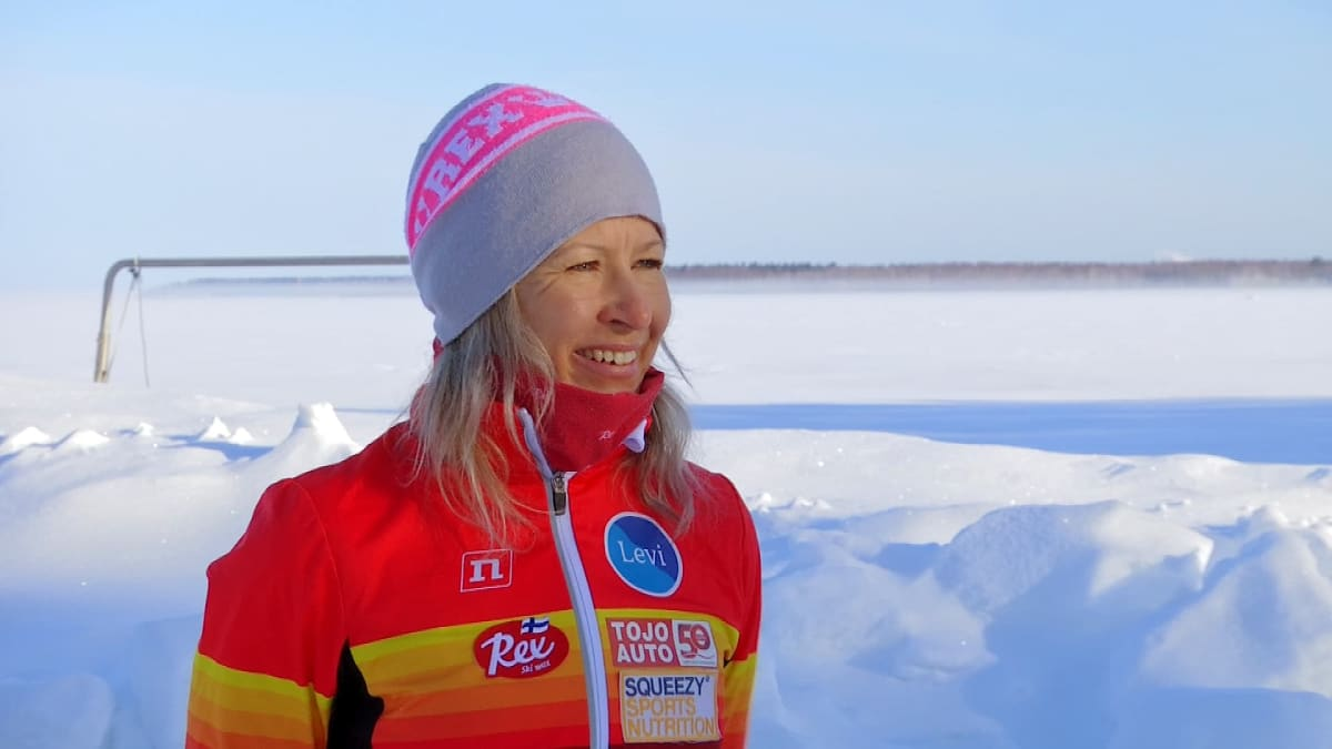 Riitta-Liisa Roponen, 42, on kaikkien aikojen vanhin MM-mitalisti - nyt hän kertoo, miltä titteli tuntuu
