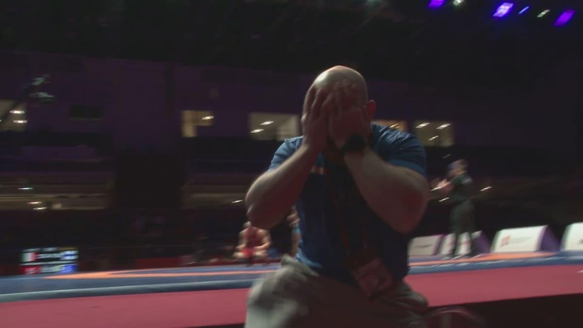 Näin Arvi Savolainen otti olympiapaikan trillerissä – päävalmentaja riehaantui