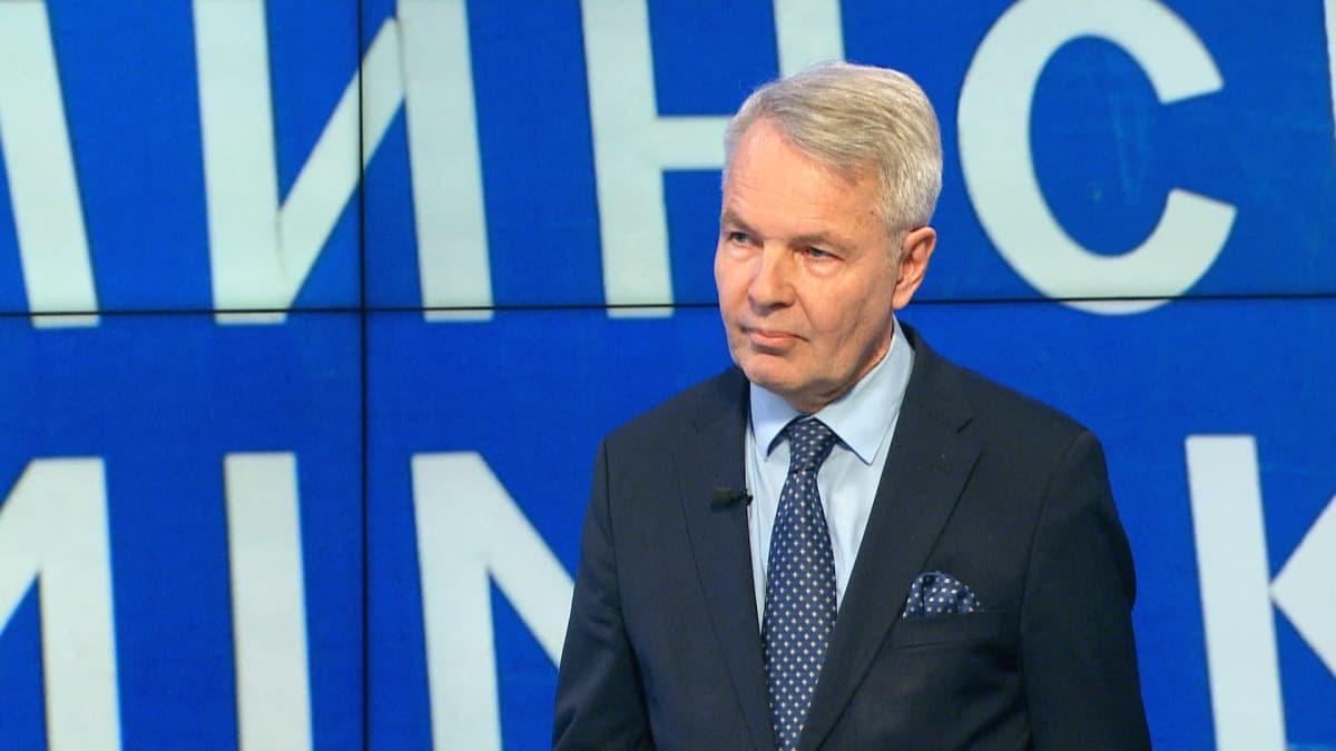 Pekka Haavisto kommentoi oppositioaktivistin pidätystä