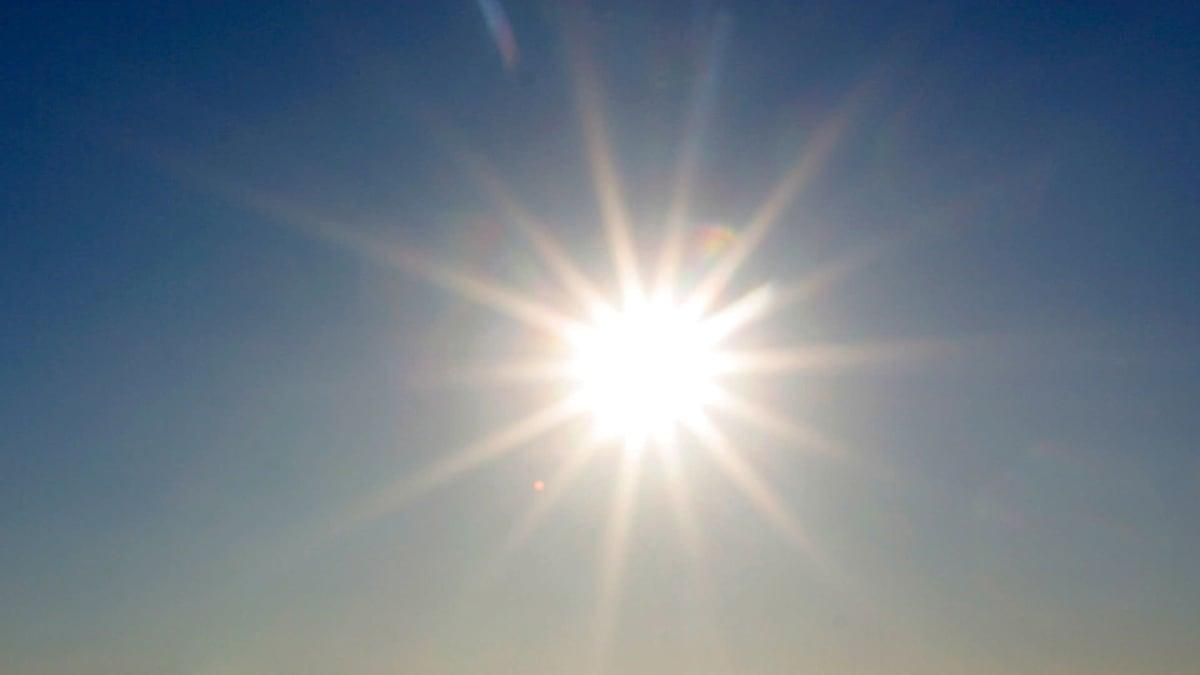 kuva auringosta