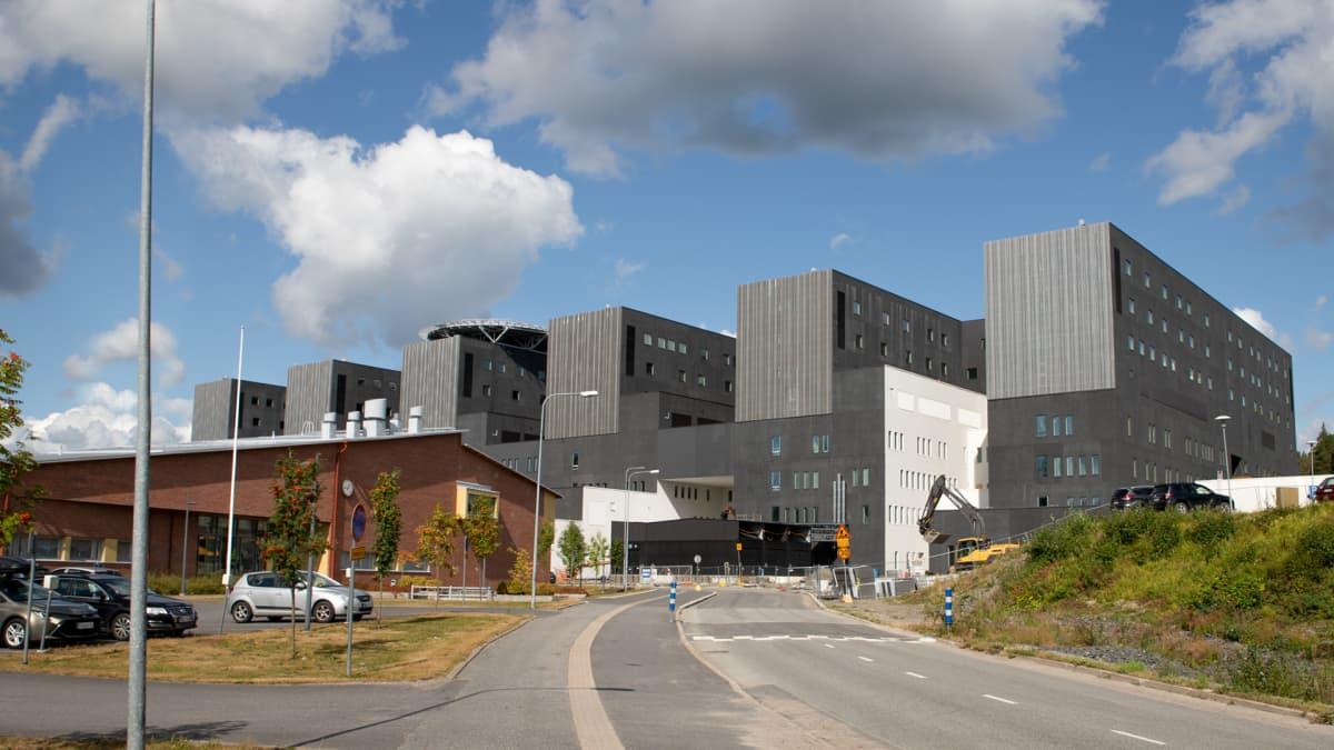 Keski-Suomen Sairaala Nova.