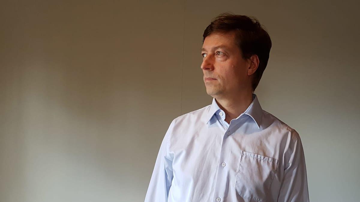 THL:n tutkija Jouni Tuomisto