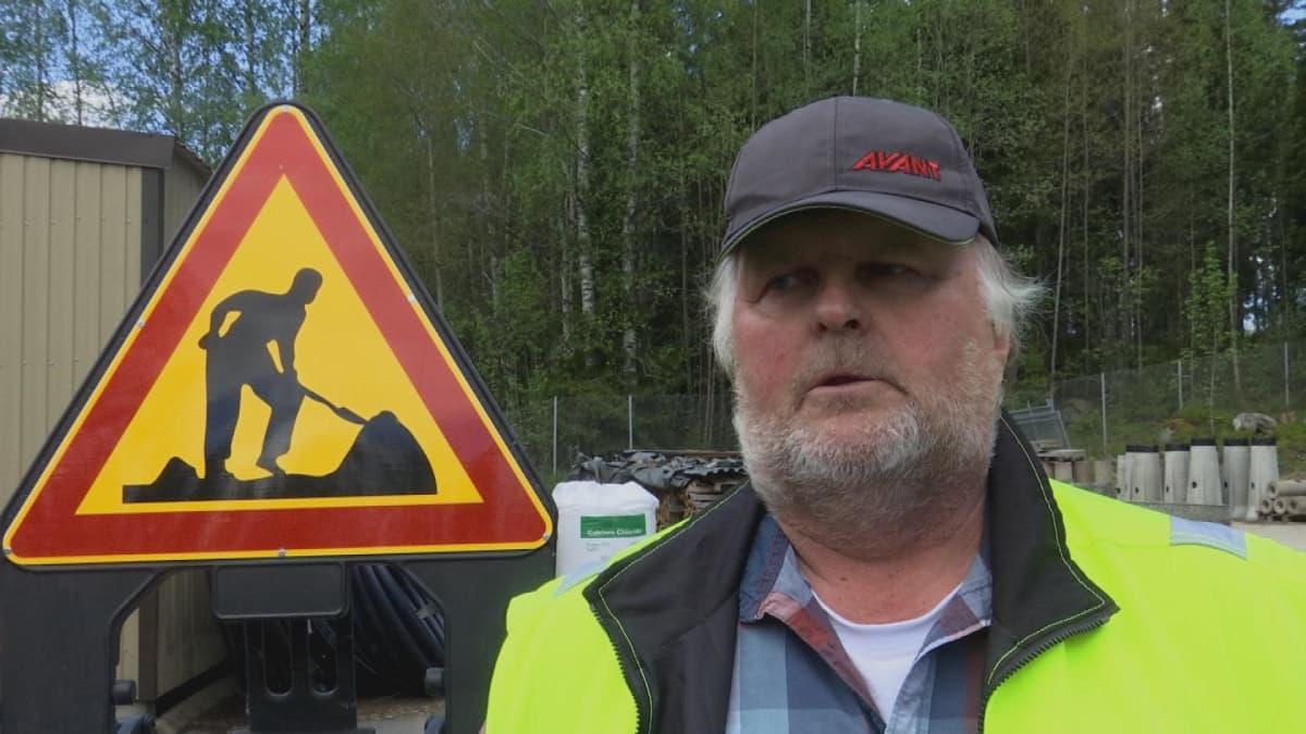 Aluemestari Jukka Heikkilä