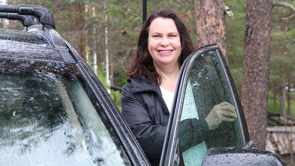 SDP:n kansanedustaja Johanna Ojala-Niemelä