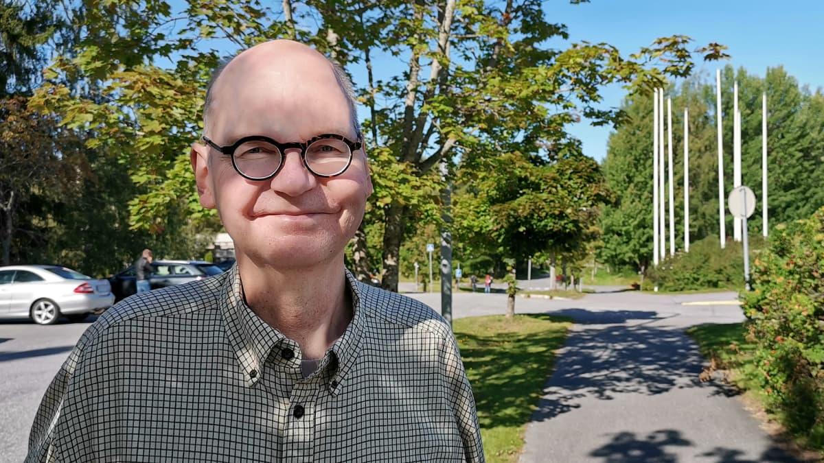 johtava ylilääkäri Heikki Kaukoranta
