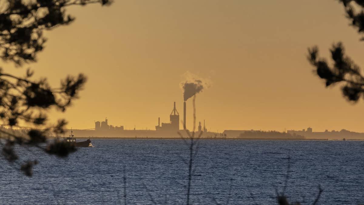Stora Enson tehtaat Oulussa