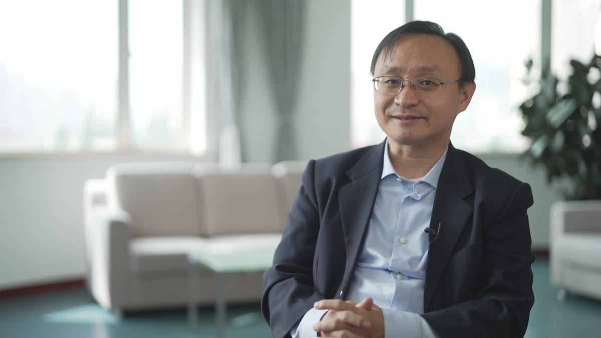 Professori Li Feng