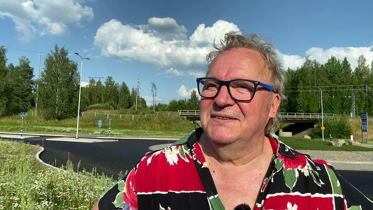 Seppo Nietula haastattelussa