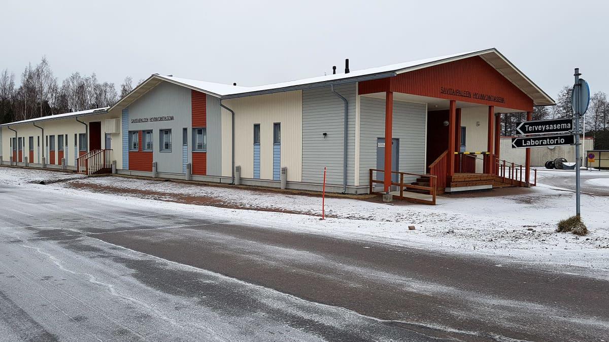 Savitaipaleen Hyvinvointikeskus