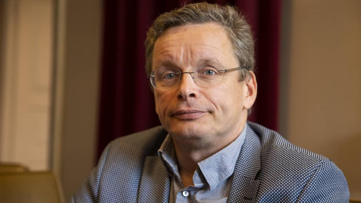 Hämeen sosiaalidemokraattien toiminnanjohtaja Jarkko Nissinen