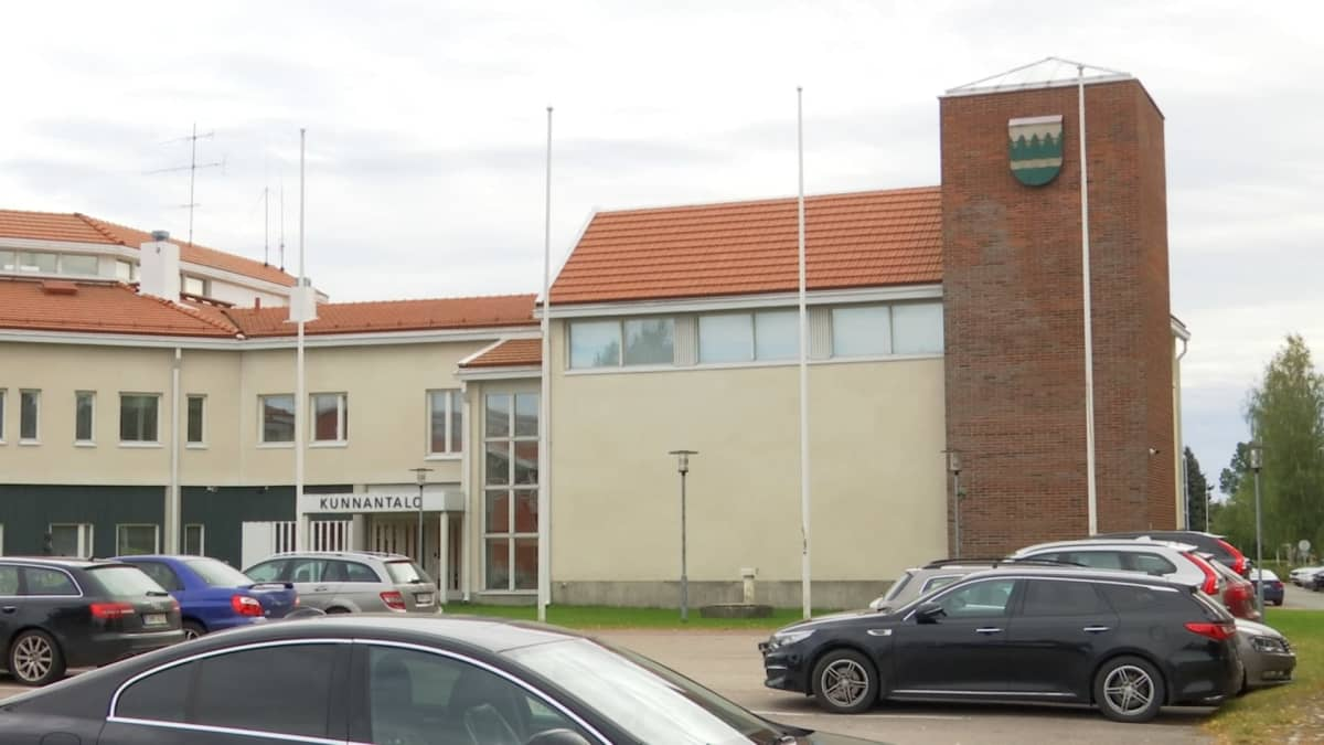 Sievin kunnantalo