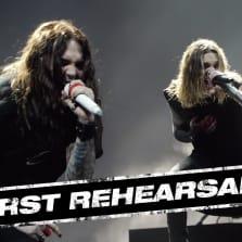Blind Channel pääsi vihdoin harjoittelmaan Rotterdamin lavalle.