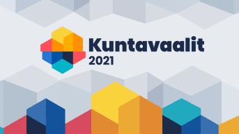 Kuntavaalit 2021 tulosilta