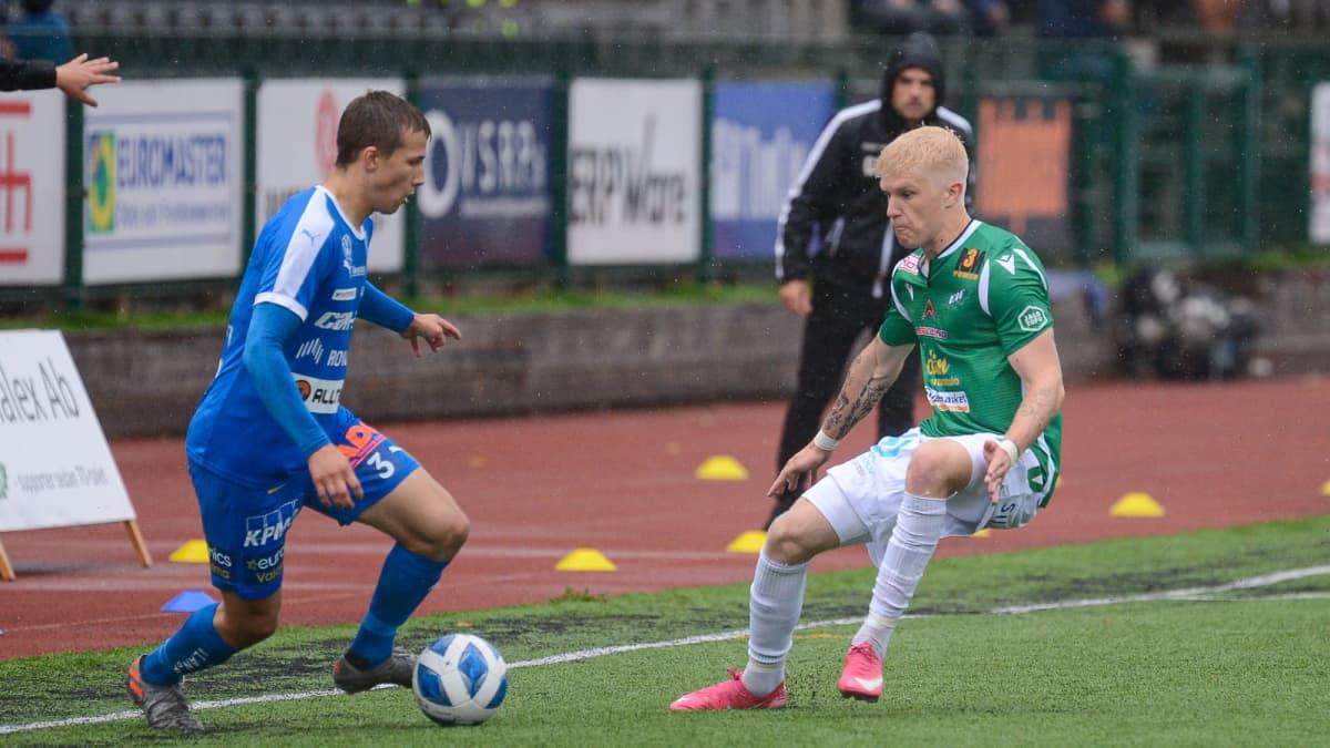 RoPS:lla hyvät mahdollisuudet liiganousuun – näin talousvaikeuksissa kamppailevan seuran tilannetta arvioi urheilutoimenjohtaja Jari Ilola