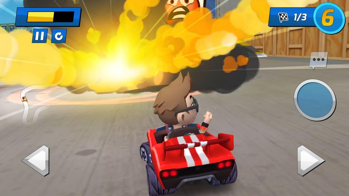 Boom Karts -peli