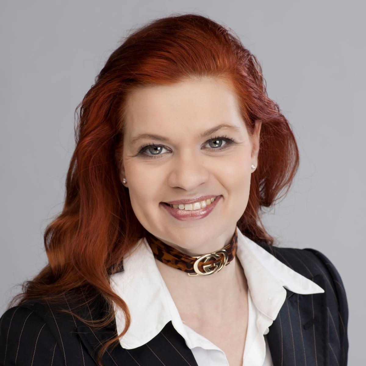 Kuvassa näkyy hallitusneuvos Kirsi Martinkauppi Ympäristöministeriöstä.
