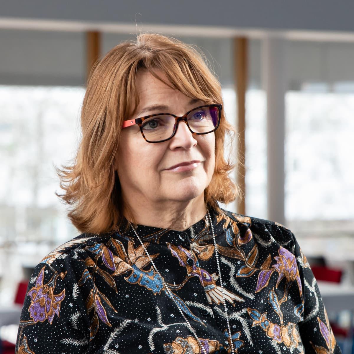 Kouvolan varhaiskasvatuspäällikkö Helena Kuusisto.