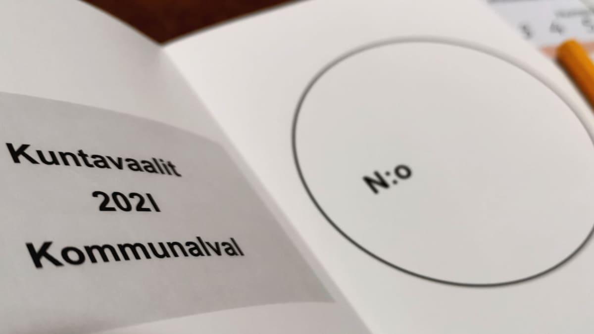 Ennakkoäänestyksen viimeiset tunnit - ylletäänkö Savo-Karjalassa toivottuun ennätykseen?