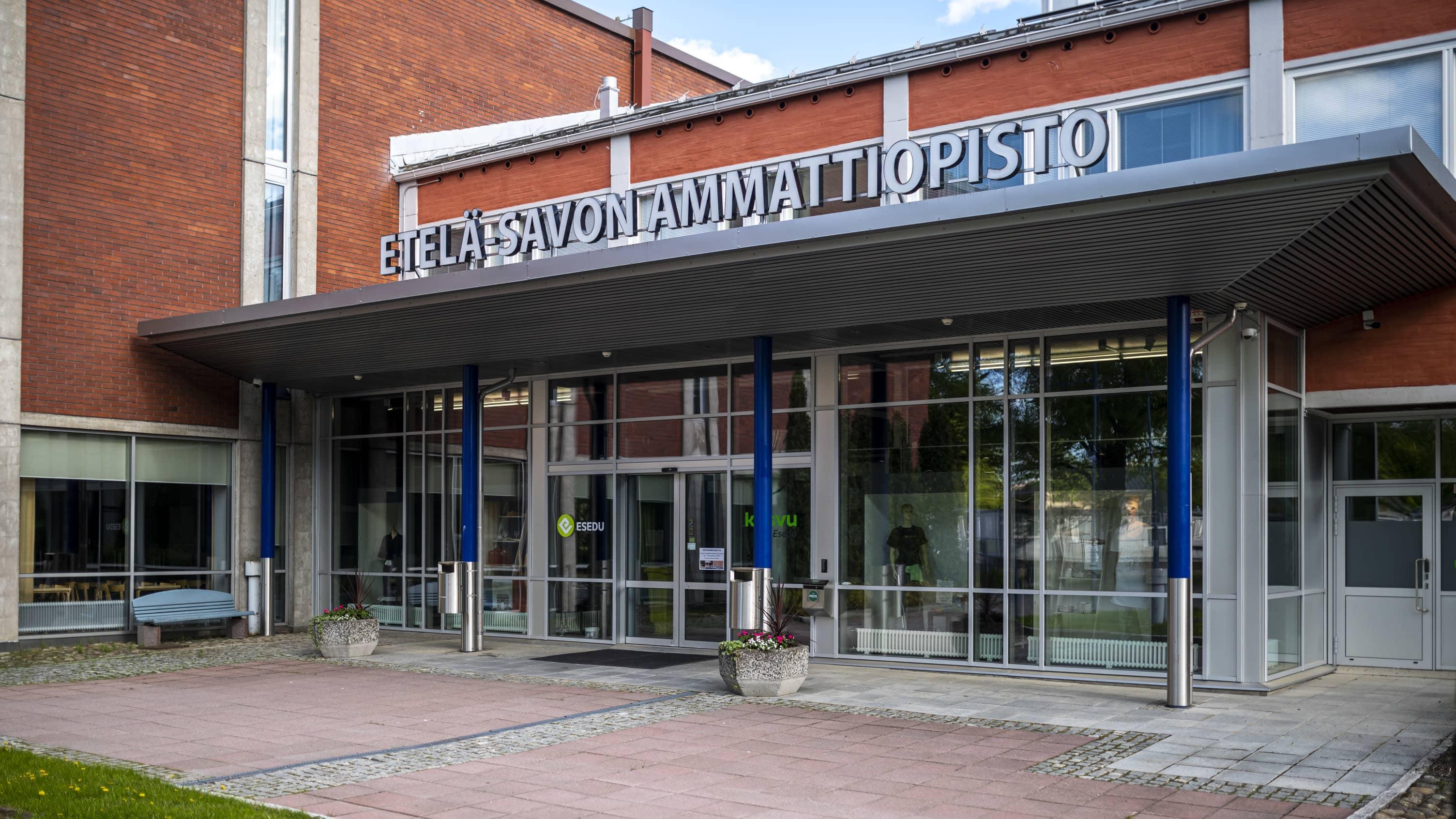 Etelä-Savon ammattiopiston toimipiste Otavankadulla