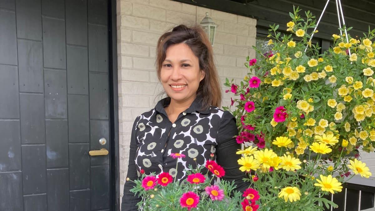 Nafisa Yeasmin on ensimmäinen valtuustoon päässyt maahanmuutaja Rovaniemellä